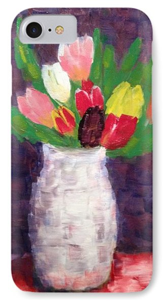 Tulips IPhone Case by Tamara Savchenko