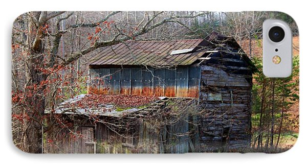 Tumbledown Barn IPhone Case