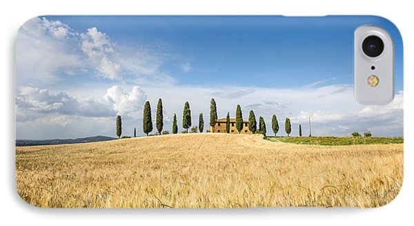Tuscan Villa IPhone Case