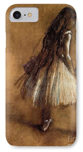 Two Dancers IPhone Case