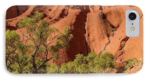IPhone Case featuring the photograph Uluru 07 by Werner Padarin