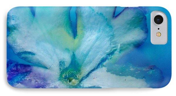 Underwater Flower Abstraction 7 IPhone Case