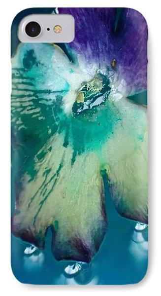 Underwaterflower Abstraction 6 IPhone Case