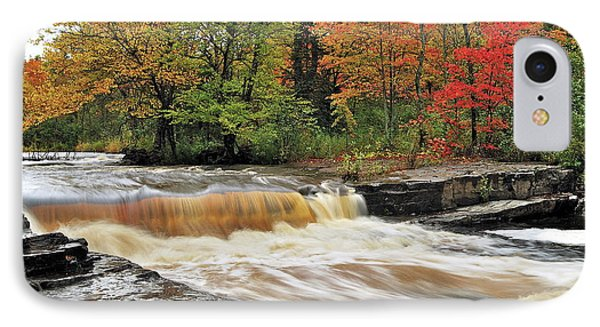 Unnamed Falls Phone Case by Michael Peychich