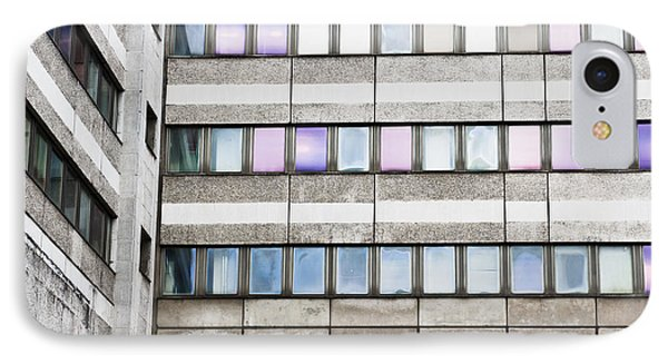 Urban Building IPhone Case by Tom Gowanlock