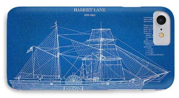 U.s. Coast Guard Revenue Cutter Harriet Lane IPhone Case by Jose Elias - Sofia Pereira