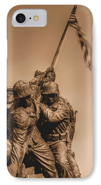 Usmc Phone Case by JC Findley