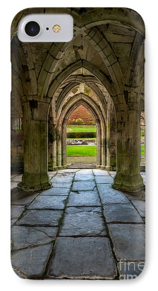 Valle Crucis Abbey  IPhone Case