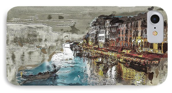 Venice IPhone Case