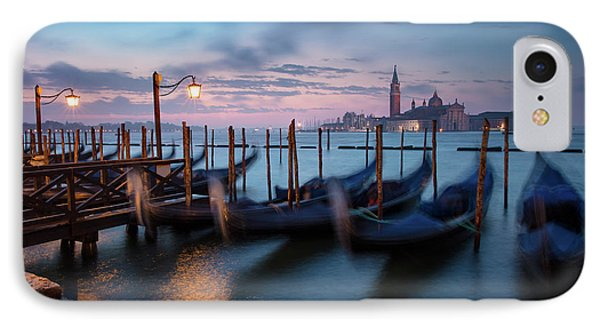 IPhone Case featuring the photograph Venice Dawn by Brian Jannsen