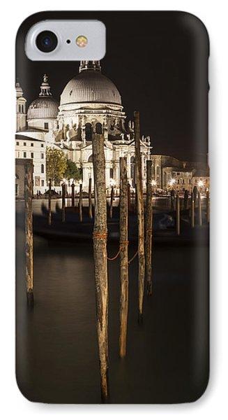 Venice Santa Maria Della Salute IPhone Case