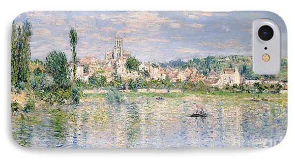 Vetheuil In Summer, 1880 IPhone Case
