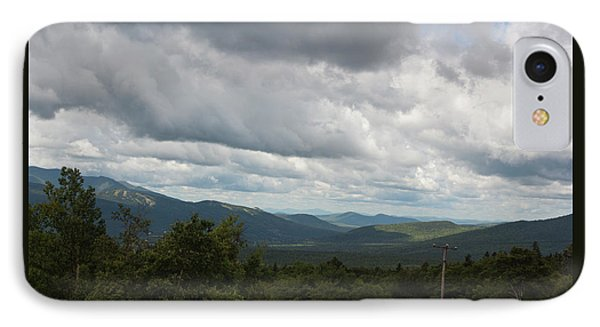 IPhone Case featuring the photograph View From Mount Washington by Suzanne Gaff