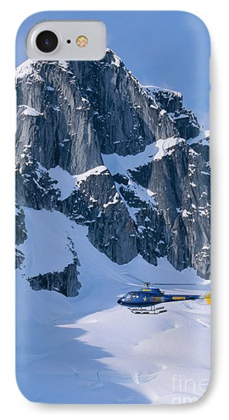 View Of Alaska Phone Case by John Hyde - Printscapes