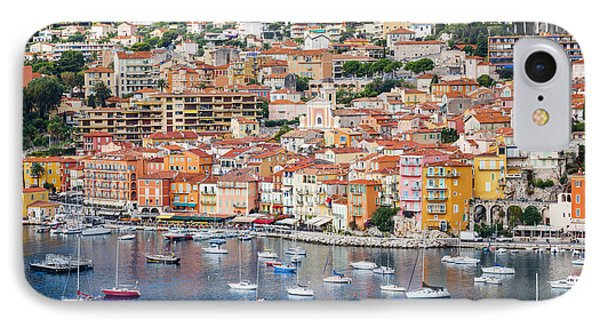Villefranche-sur-mer View On French Riviera IPhone Case by Elena Elisseeva