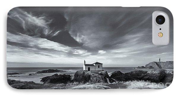 IPhone Case featuring the photograph Virxe Do Porto Meiras Galicia Spain by Pablo Avanzini