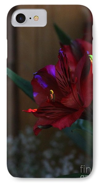 IPhone Case featuring the photograph Waiting For You by Marie Neder