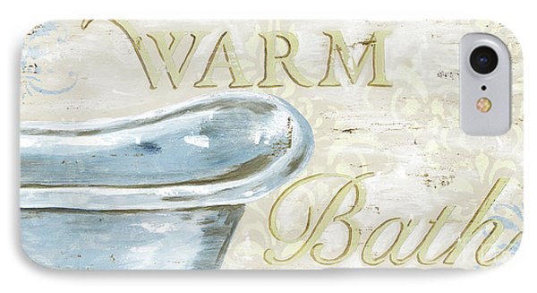 Warm Bath 2 IPhone Case