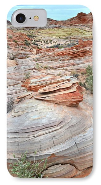 IPhone Case featuring the photograph Wash 3 In Valley Of Fire by Ray Mathis