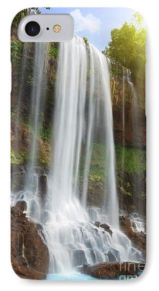 Waterfall Phone Case by MotHaiBaPhoto Prints