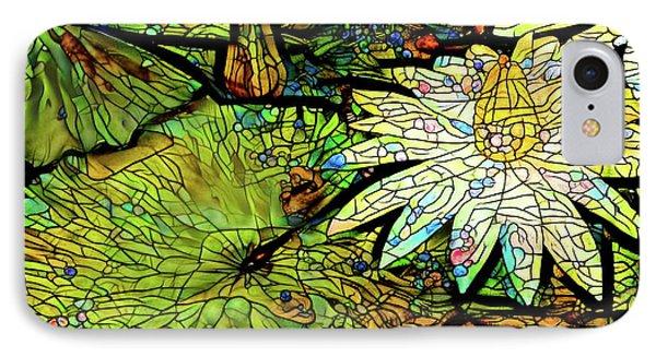 Waterlilies 9 IPhone Case