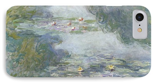 Waterlilies Phone Case by Claude Monet