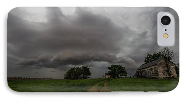 Weathered  IPhone Case by Aaron J Groen
