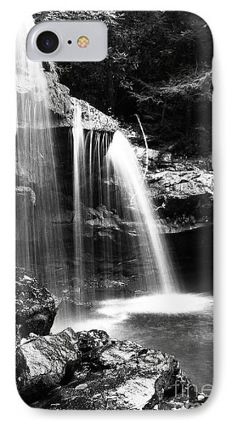 West Virginia Waterfall  Phone Case by Thomas R Fletcher