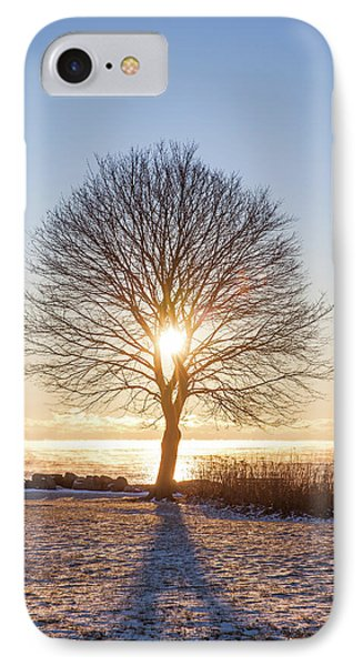 IPhone Case featuring the photograph Whaleback Sunrise by Robert Clifford