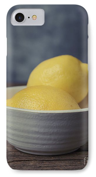 When Life Gives You Lemons IPhone 7 Case by Edward Fielding