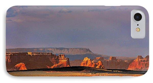 Wide-open Spaces - Page Arizona Phone Case by Christine Till