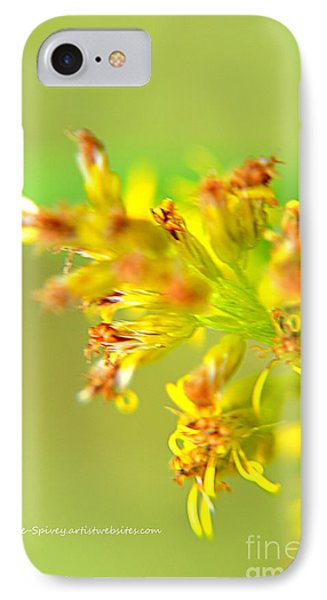IPhone Case featuring the photograph Wildflowers by Janice Spivey