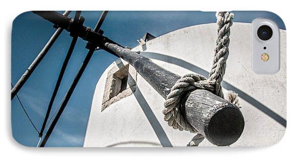 Windmill IPhone Case by Carlos Caetano