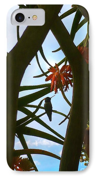 Window Of Harmony IPhone Case by Gem S Visionary