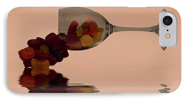 IPhone Case featuring the photograph Wine Gums Sweets by David French