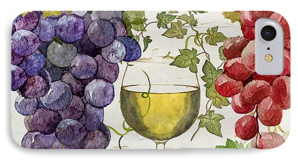 Wines Of Paris II IPhone Case by Mindy Sommers