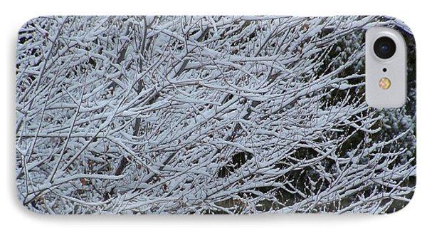 Winter At Dusk IPhone Case by Pamela Walrath