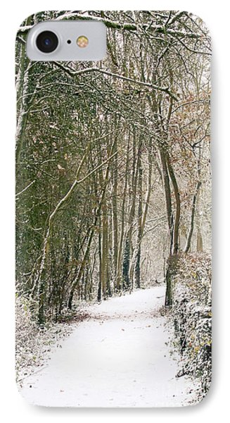 Winter Journey IPhone Case by Andy Smy