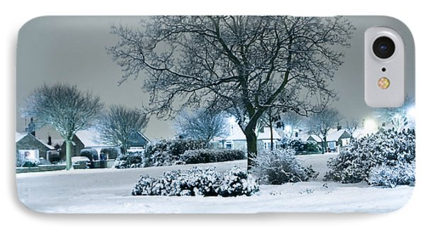 Winter Phone Case by Svetlana Sewell
