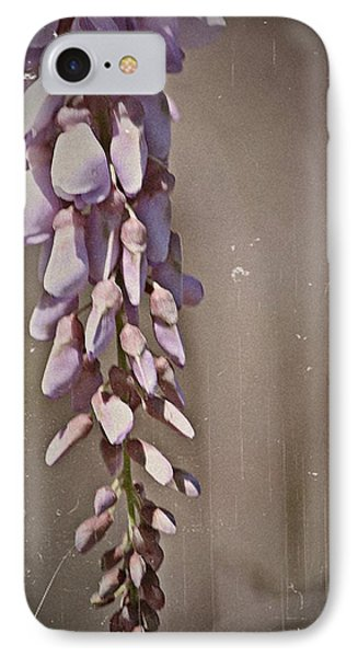 Wisteria Dreams- Fine Art IPhone Case by KayeCee Spain