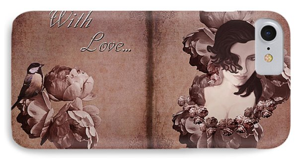 With Love... IPhone Case