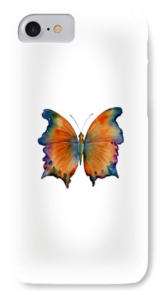 1 Wizard Butterfly IPhone 7 Case by Amy Kirkpatrick