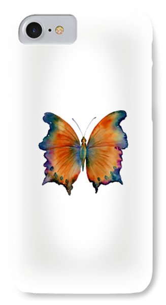 1 Wizard Butterfly IPhone Case by Amy Kirkpatrick