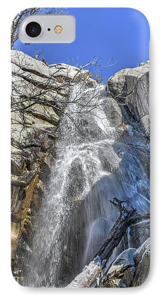 Wolf Creek Falls IPhone Case by Thomas Todd