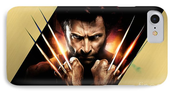 Wolverine Collection IPhone Case