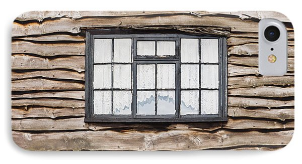 Wooden House IPhone Case by Tom Gowanlock