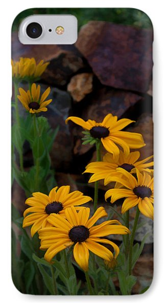 IPhone Case featuring the photograph Yellow Beauty by Cherie Duran