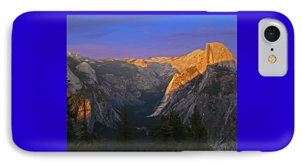 Yosemite Summer Sunset 2012 IPhone Case by Walter Fahmy