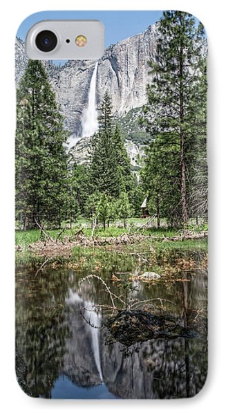 Yosemite View 16 IPhone Case by Ryan Weddle