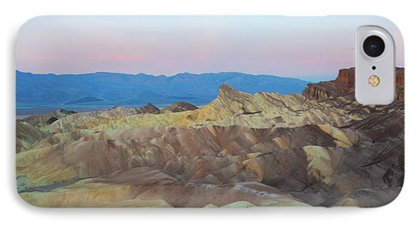 IPhone Case featuring the photograph Zabriskie Point by Catherine Lau